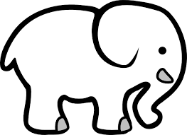 white elephant clip art png. Fine Art White Elephant Clip Art  Vector Online Royalty Free Throughout Clip Art Png I