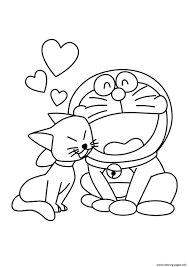 Download coloring pages doraemon from the resolutions bellow. Coloring Pages Doraemon Drawing Colour