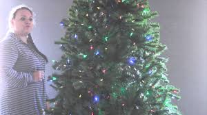 Christmas Tree With Changing Lights Artificial Christmas Tree With Color Changing Led Lights