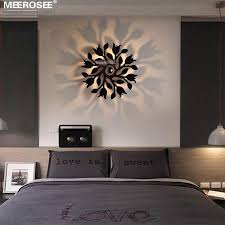 1 light modern wall decor sconces ligne roset beside wall lamp acrylic flower shape e14 e27 wall light for bedroom aisle porch from china