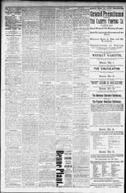 Daily Arkansas Gazette from Little Rock, Arkansas on July 15, 1884 · Page 4