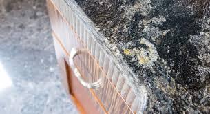 leathered saturnia vanity top