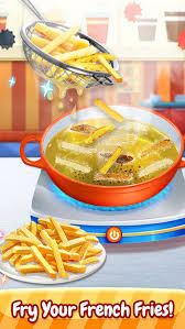 fast food maker french fries maker street food fast food 2017 by yang peng