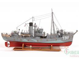 sir kay t241 round table class minesweeper length 933 mm