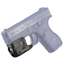 Tlr 6 Light Streamlight Tlr 6 For Glock 42 43 100 Lumens With Red Laser Tactical Weapon Light Black