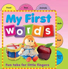 Small Picture 9781781974513 First Words Tiny Tots Easels AbeBooks 1781974519
