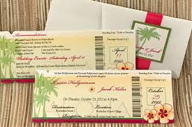 Boarding Pass Invitations The Stylish Scribe