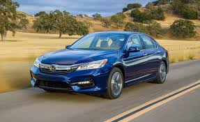 2017 Honda Accord Hybrid First Drive | Review | Car and Driver