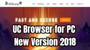 Moreover, it also includes 2 default themes for round icons and homepage. How To Download And Install Uc Browser For Pc New Version 2018 Browser Version Download