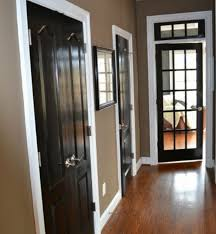 Wood Interior Doors With White Trim sougime