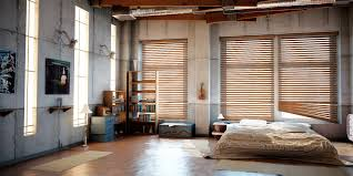 Modern Industrial Bedroom Natural Modern Design Of The Industrial Interior Bedroom Design