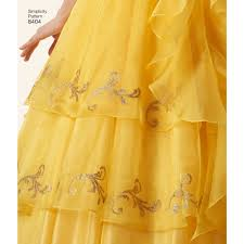 Belle Dress Pattern Interesting Inspiration Ideas