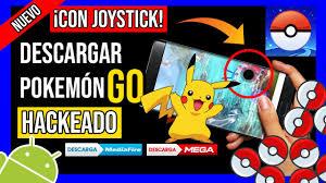 ✅Descargar Pokemon GO Hackeado Para Android + Joystick Spoofer ...