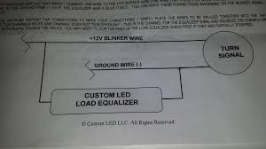 integrated led tail light wiring 1198s ducati org forum the last