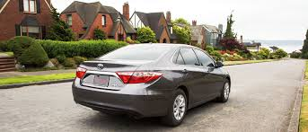 Class and Efficiency Meet in the 2017 Toyota Camry Hybrid
