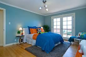 blue walls painted walls