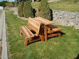 wooden folding picnic table for incredible diy fold up picnic table round picnic table with 3