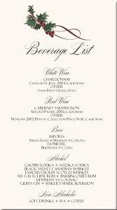 wedding drink menu. Winter Theme Wedding Menu Cards Snowflake Wedding Menu Cards