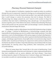 Personal Statement Examples For Graduate School Magdalene