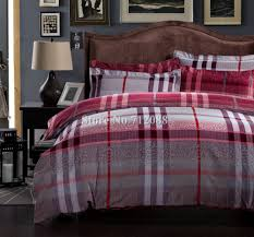 duvet covers red gray free bed linens queen king comforter 100