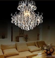 luxury crystal chandelier lamp indoor pendant light ceiling light crystal pendant chandelier lamp dia 33cm 45cm 55cm chandelier bulbs cream chandelier from