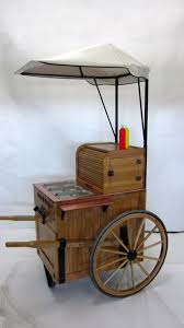 the most innovative hot dog push cart on the market today this hot dog push cart for street vending is one of a kind carefully constructed of solid oak