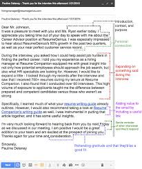 example follow up email with notes