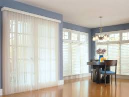 window coverings for patio doors sliding glass door curtains blinds treatments custom shades windo