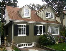 exterior paint colors with red brickExterior Paint Color Schemes With Brown Roof  Home Design Ideas