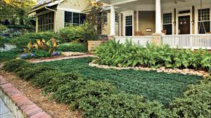 Front Yards Without Grass
