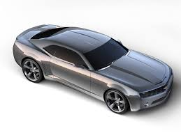 2006 Chevrolet Camaro Concept   Chevrolet   SuperCars.net