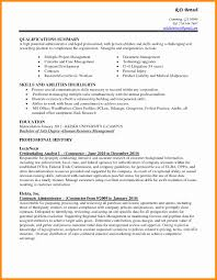 Skills And Abilities On Resume Skills and Abilities Resume Examples Luxury 100 Best Examples Of 27