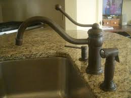 kitchen faucets with sprayer kitchen faucets moen bronze kitchen faucets