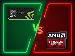 amd vs nvidia which gpu manufacturer