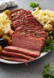 corned beef and cabbage crock pot or
