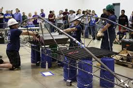 Uc Davis Students Win Big In Steel Bridge Engineering Competition