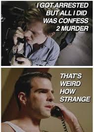 American Horror Story Humor on Pinterest | American Horror Stories ... via Relatably.com