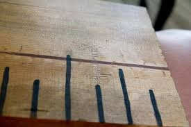 2x4 Ruler Growth Chart Tutorial Giant Ruler Growth Chart Wholefully