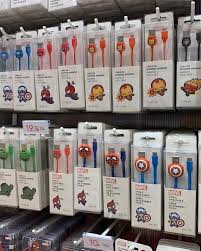 Miniso Malaysia - 20% off of ALL Marvel Products in...