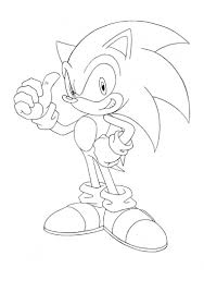 Small Picture Sonic Underground Coloring Pages Beautiful Sonic Coloring Pages