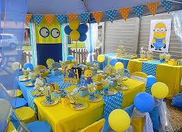 Minion Birthday Cakes For Sale Beautiful Minions Party Ideas
