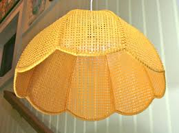 lighting woven lamp shade diy seagrass wicker shades drum bamboo ball light home lighting rattan