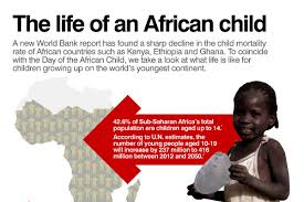 dramatic child iers in africa statistics com