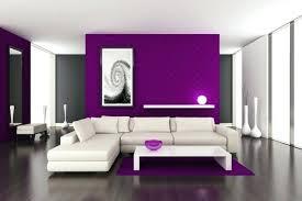 purple living room furniture. Purple Walls White Furniture Paint Ideas Accent Living Room Interior Designing