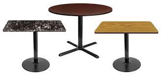 resin table tops restaurant tables