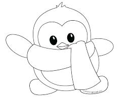 Penguin Coloring Pages Pdf Keralapscgov