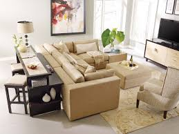 The Bay Living Room Furniture Stickley Bodega Bay Sectional Gathering Island Patent Pending