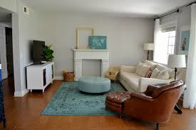 area rug for living room mixed with white upholstery sofa and cute leather chair also round blue sky table in living room blue rugs n34 rugs