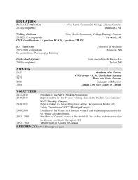 Welding Resume Examples Stunning Unforgettable Welder Resume Examples To Stand Out Myperfectresume