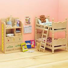 Sylvanian Families Bedroom Furniture Set Sylvanian Families Childrens Bedroom Furniture Set Toysrus